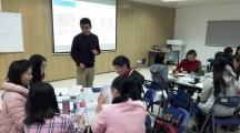 少年商学院教研总监受邀为深圳NGO项目负责人培训