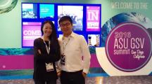 少年商学院创始人张华受邀赴美参与GSV全球教育科技峰会