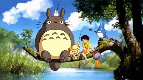宫崎骏和他的动画世界