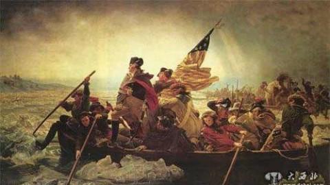 历史事件追踪师——美国独立战争