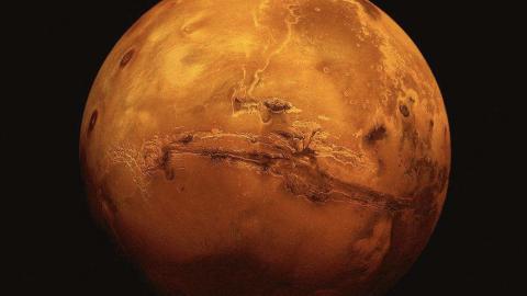 火星奇遇记