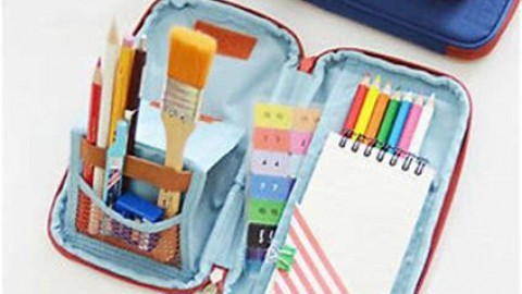 我梦想中的笔盒