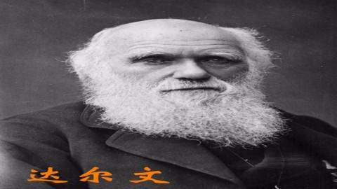 达尔文的人生轨迹