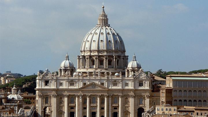 第九讲:罗马圣彼得大教堂—陵墓还是大教堂