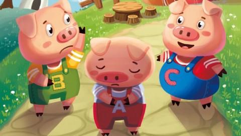 《三只小猪》未来版