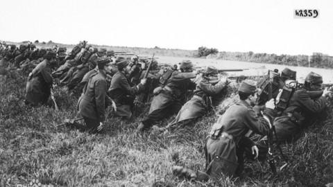 第一次世界大战历史事件分析
