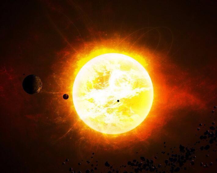 010-【天文】太阳黑子是怎么产生的?