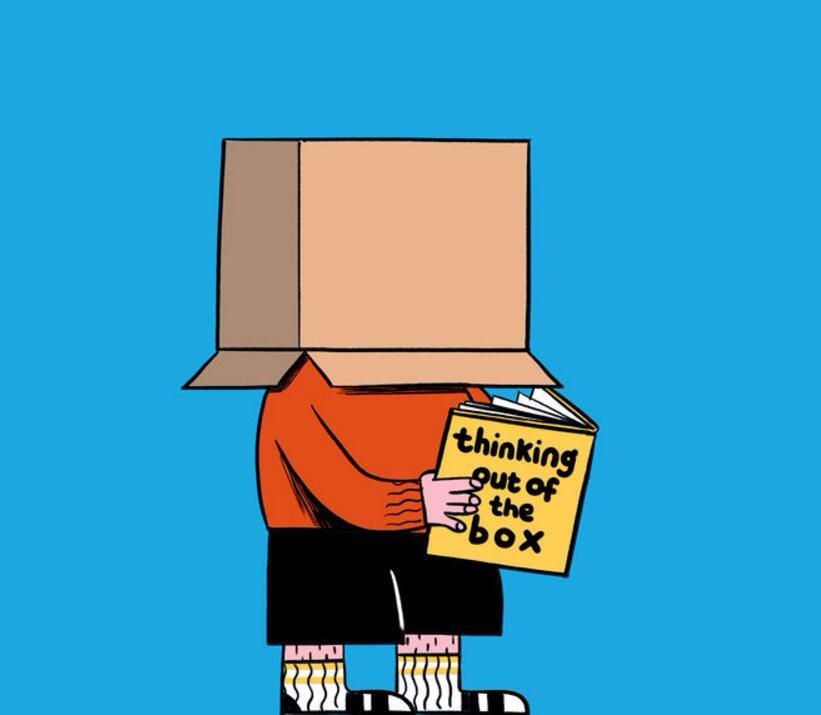 """第六课、打开思路:如何""""跳出盒子""""用创新思维解决复杂问题?"""