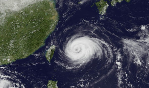 """第3讲:""""捣蛋鬼""""台风的来历"""