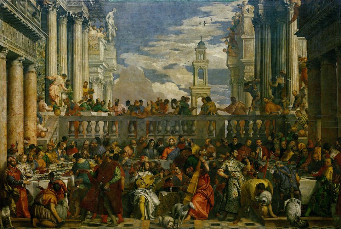 第6讲:卢浮宫最大的画作是什么?