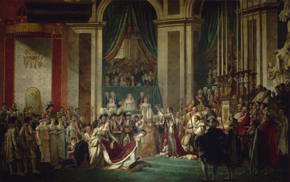 第7讲:拿破仑是加冕还是被加冕?