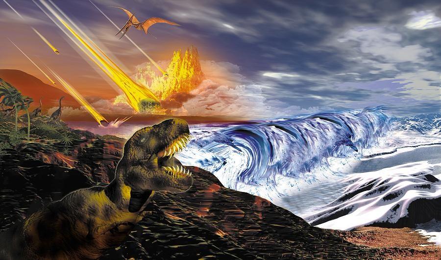 第三讲:6500万年前恐龙灭绝的谜团到底是什么?