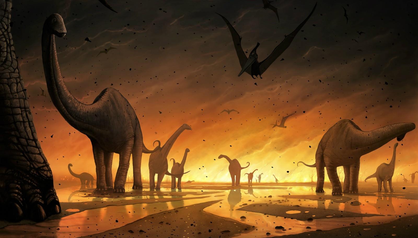 第四讲:假如恐龙没有灭绝,世界将会怎样?