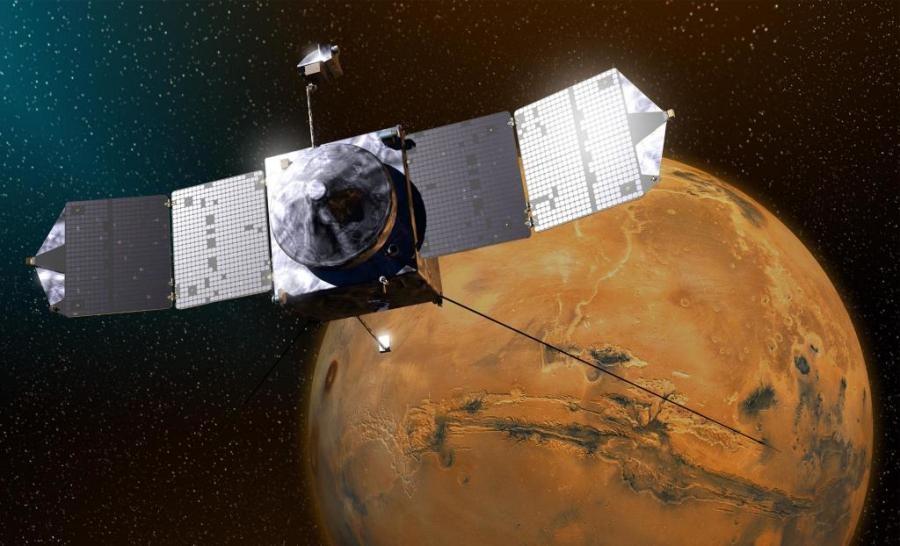 第二讲:原来地球并不孤单,火星上竟也有微生物?