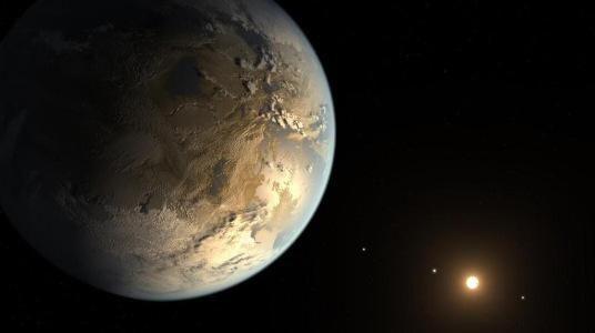 第五讲:开普勒太空望远镜竟然发现了地球2.0版?