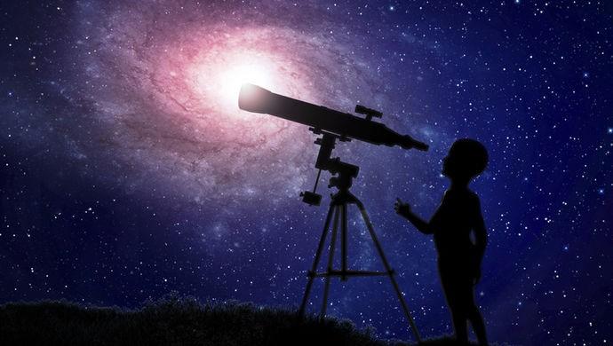 发刊词:你在仰望星空,外星人是不是也在凝视你?