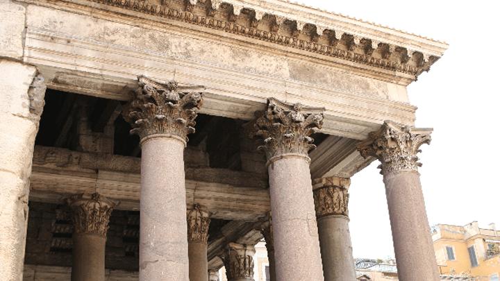 第二讲:古罗马竞技场和万神庙—父子皇帝两重天