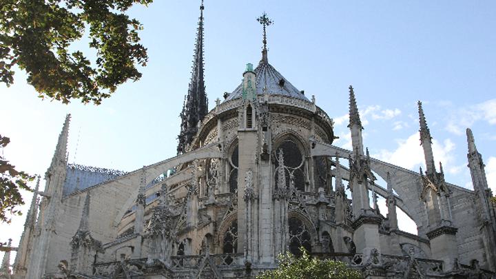 第六讲:巴黎圣母院主座教堂—拿破仑皇帝加冕