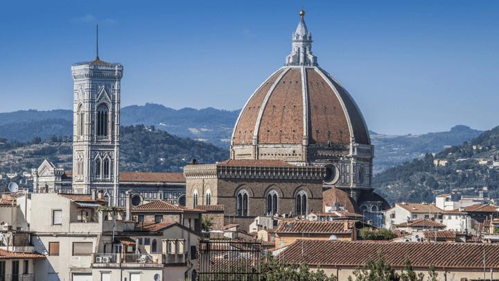 第八讲:佛罗伦萨主教堂穹顶—竞标得胜大穹顶